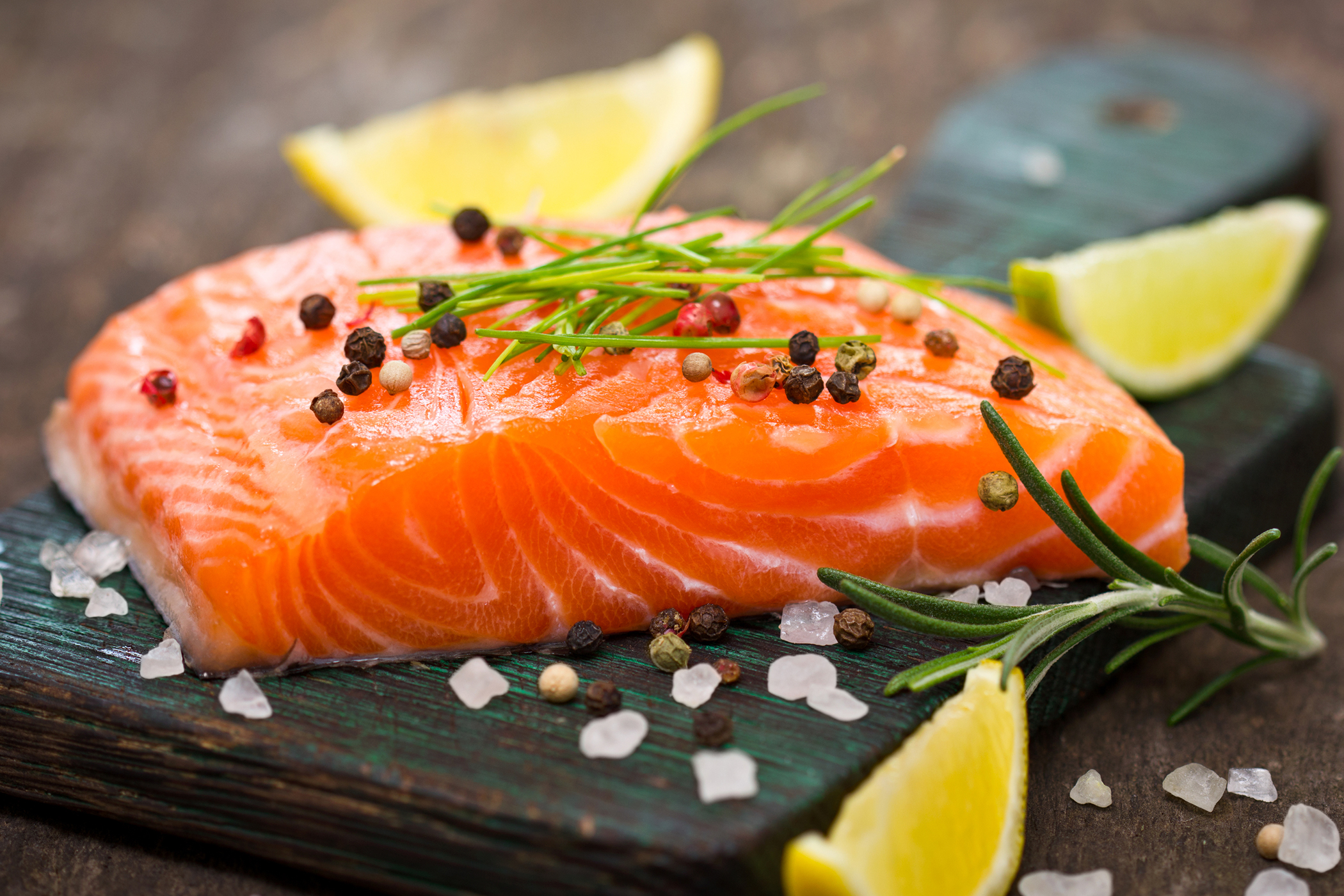 Salmon Allergy in Cats