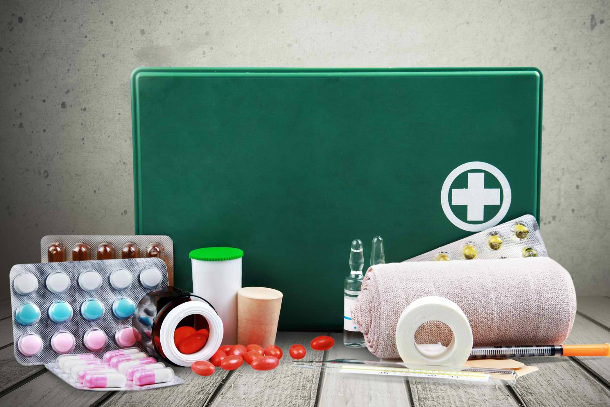 Homeopathic First Aid Kit in Dogs