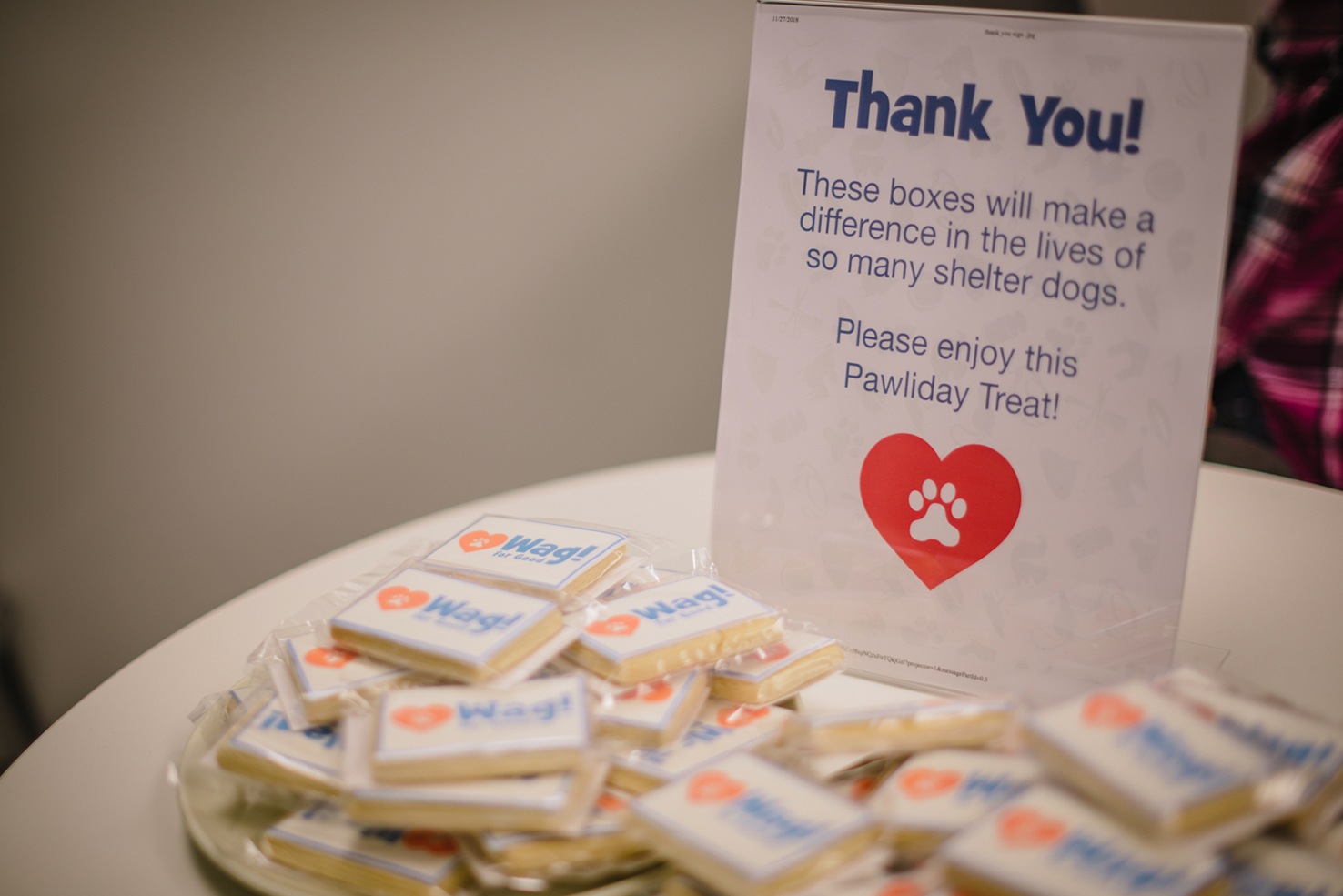 How Wag! Gives Back on #givingtuesday