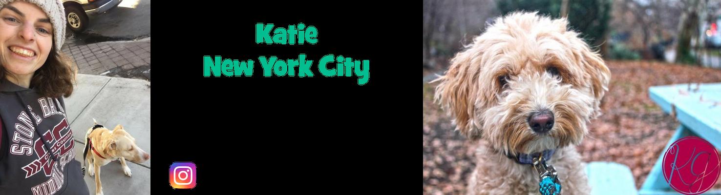 In a Walker's Words — Katie